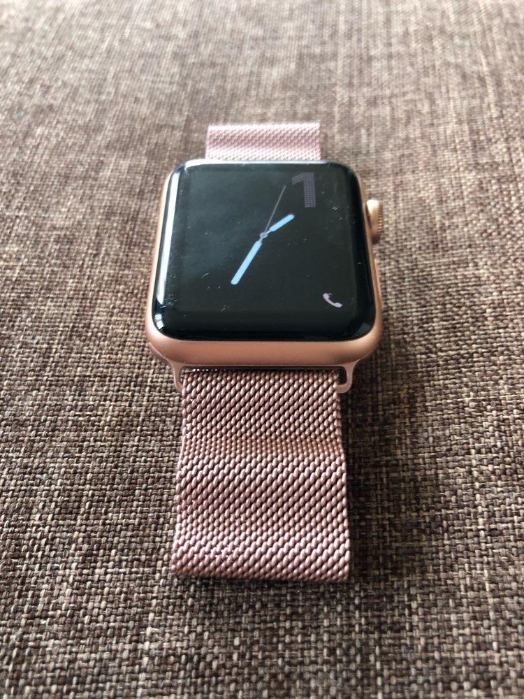 Apple Apple Watch band Milanese mesh magnetic sport Loop stainless steel metal  Series 4 3,  Iwatch band 42mm 44mm 38mm 40mm link Bracelet Watch band -  USA USPS Fast Shipping