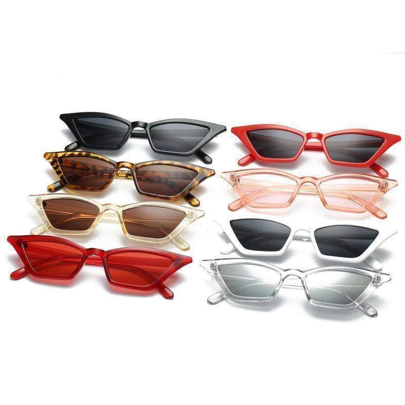 Accessories Retro Vintage Sunglasses Women Cat Eye