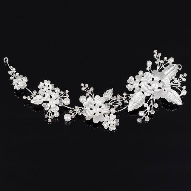 accessories Rhinestone Crystal crystal Hair Vine Tiara Crown headband, Good for Bridals, Prom, Princess, Pageant, Wedding Hair Accessories