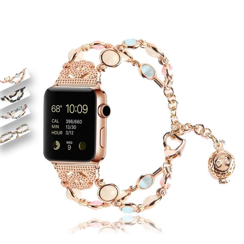 Apple Apple Watch Series 5 4 3 2 Band, Beaded Luminous Glow in dark 38mm, 40mm, 42mm, 44mm - US Fast shipping
