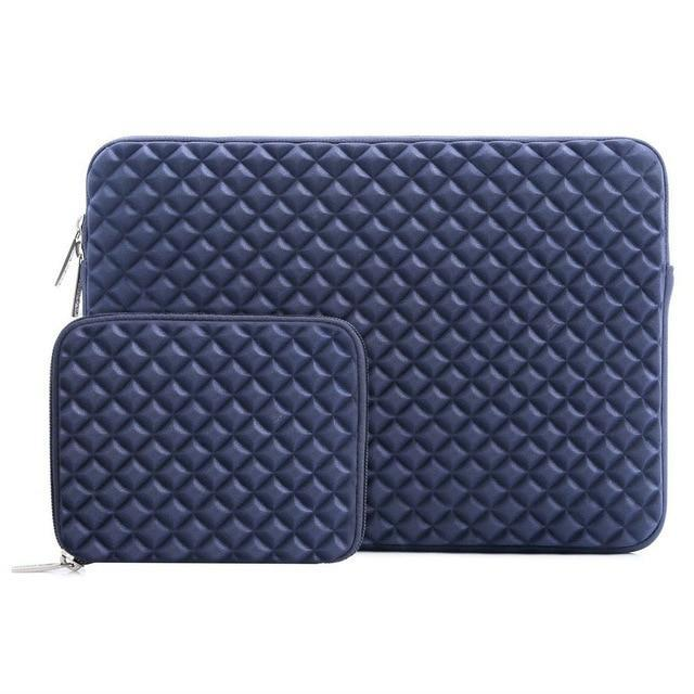 Apple Blue / 13-13.3 inch Lycra Soft Laptop Sleeve 13.3 inch Laptop Bag Case for Macbook Air 13 New Touch Bar Retina Pro 13'' HP/Dell Notebook Bags