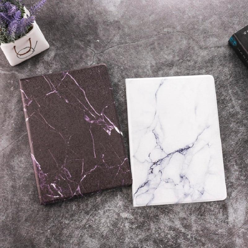 Apple Hard Marble Pattern PC Material Support Protective Cover Case For iPad Air 1 2 Mini 1234 iPad 234 iPad 2017 2018 9.7inch