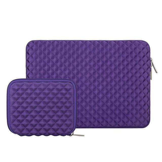 Apple Purple / 13-13.3 inch Lycra Soft Laptop Sleeve 13.3 inch Laptop Bag Case for Macbook Air 13 New Touch Bar Retina Pro 13'' HP/Dell Notebook Bags