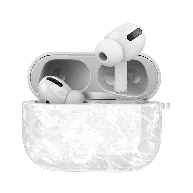 Apple Shell Pattern Apple Airpods Pro Case Tpu Wireless Bluetooth Earphone Charging Case No Fingerprint Protective Case for Airpods3 on AliExpress