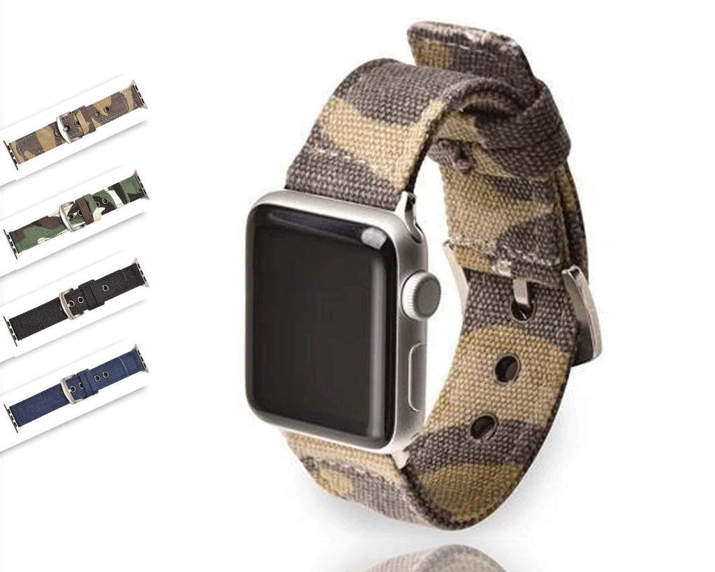 Apple Sport Nylon strap for apple watch 4 44mm 40mm iwatch band 42 mm 38mm watchband  bracelet apple watch 3 2 1 Accessories US Fast Shipping
