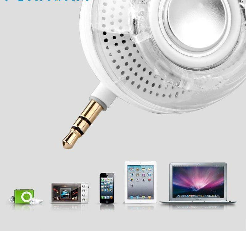 bag organization latest Mini Portable Speaker - Rechargeable ( Attaches to any headphone jack)