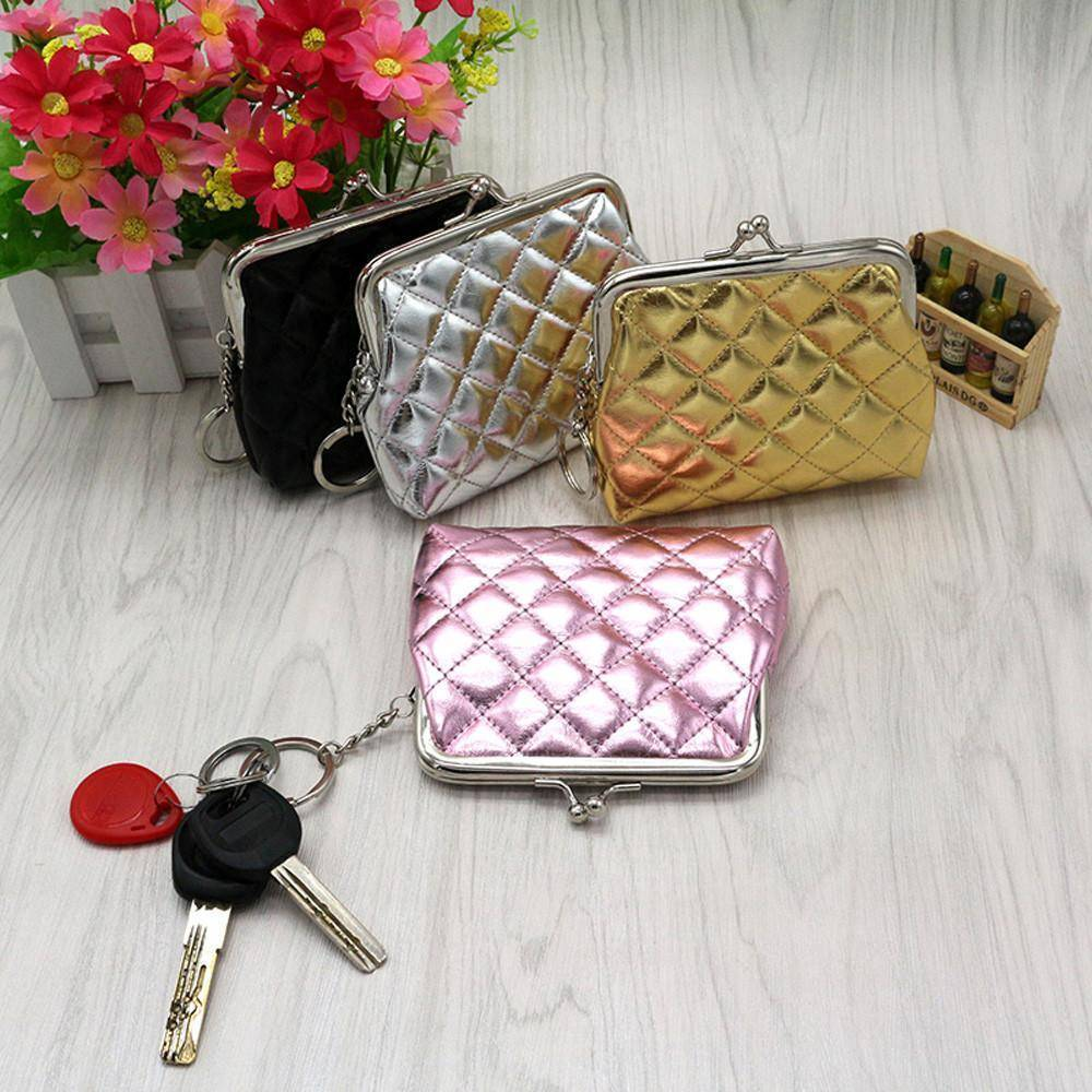 bag organization Small Coin Purse with Keychain