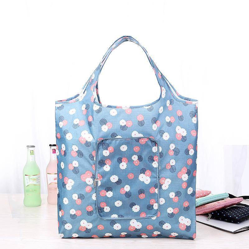 bag organization XL Eco Friendly Shopping Foldable Bag with Zipper