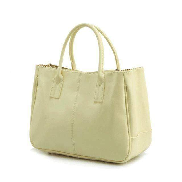 Bags 14 Colors Solid Tote