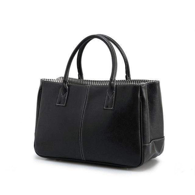 Bags Black 14 Colors Solid Tote