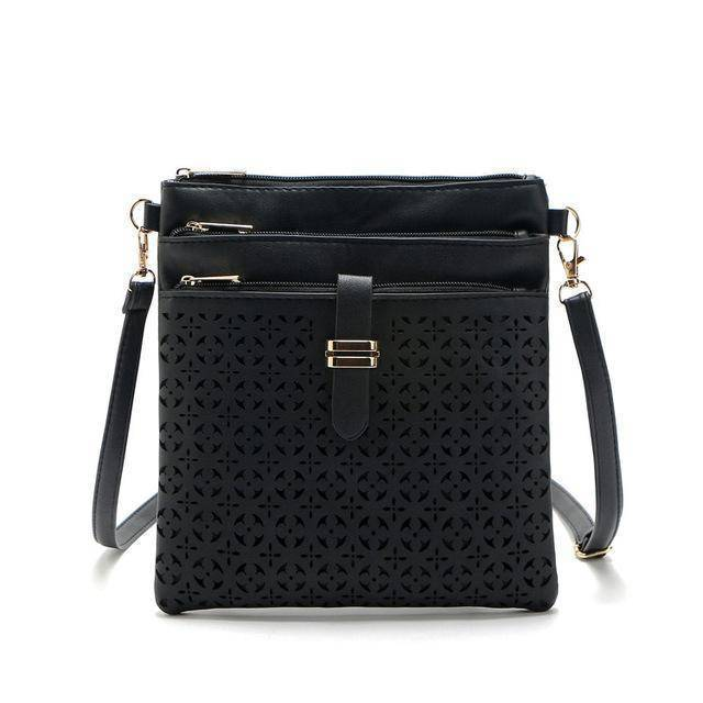 bags Black One Hollow out shoulder, cross body bag