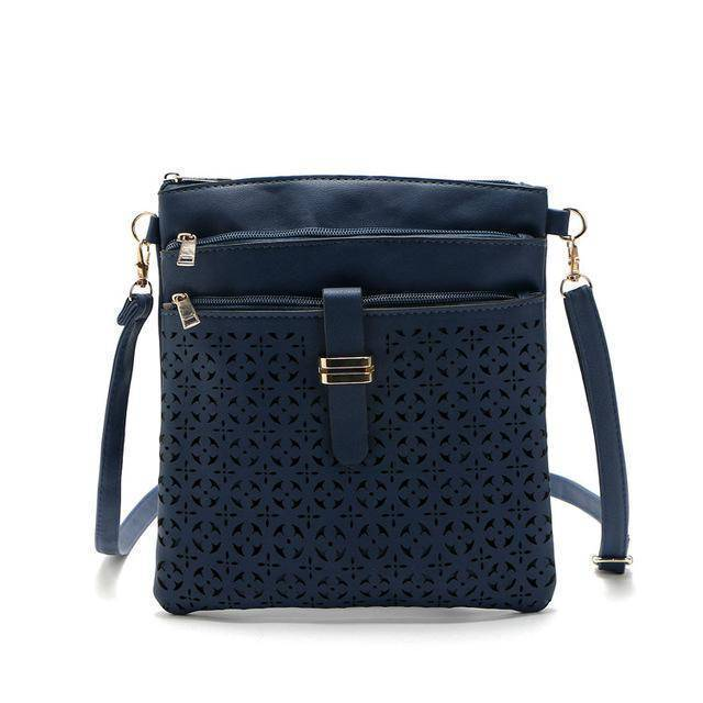 bags Blue One Hollow out shoulder, cross body bag