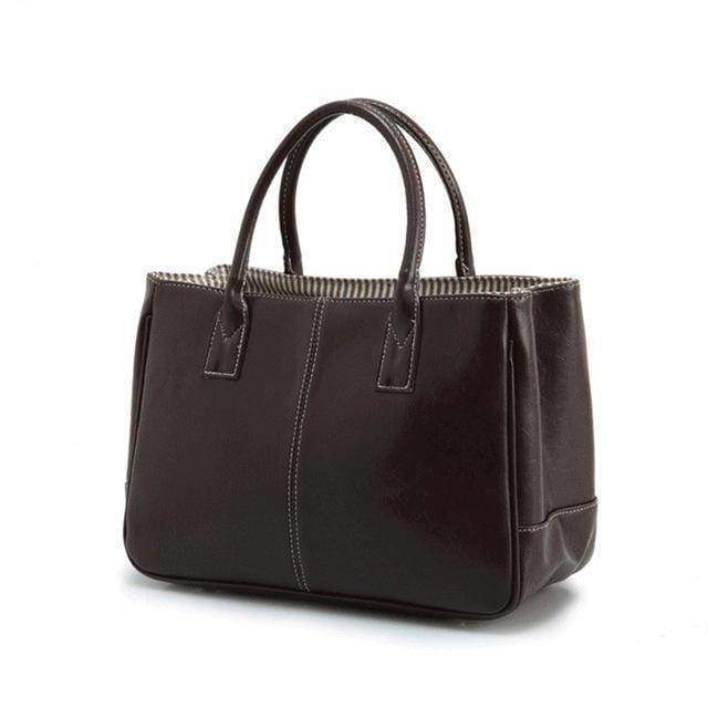 Bags Brown 14 Colors Solid Tote