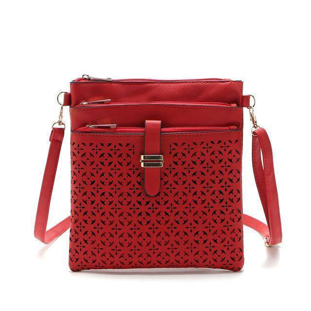 bags Red One Hollow out shoulder, cross body bag