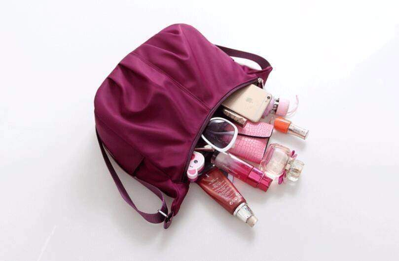 bags Ultra light Strong Nylon Shoulder Hobo Bag