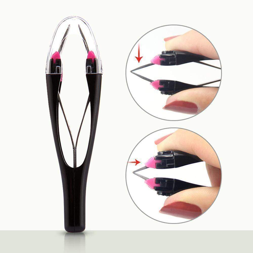 beauty Best Non Slip  Retractable Tweezers design for your lashes or eyebrows!