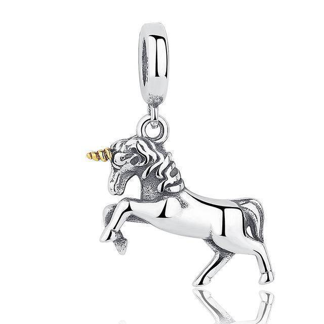 charms & beads XCHS020 24 Designs, 925 Sterling Silver Pendant Charm Dangle Beads