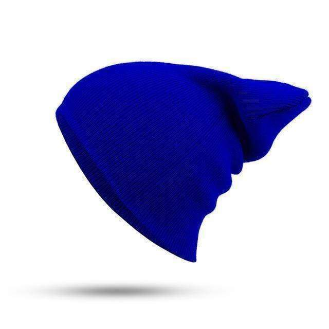clothing Blue 19 Colors, HIP HOP Knitted Cap, Skullies and Beanies