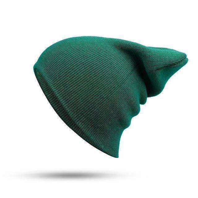 clothing Green 19 Colors, HIP HOP Knitted Cap, Skullies and Beanies