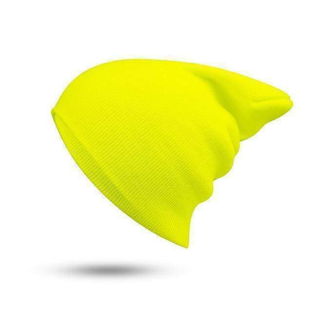 clothing Lemon 19 Colors, HIP HOP Knitted Cap, Skullies and Beanies