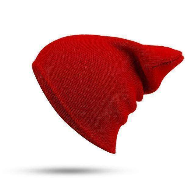 clothing Red 19 Colors, HIP HOP Knitted Cap, Skullies and Beanies