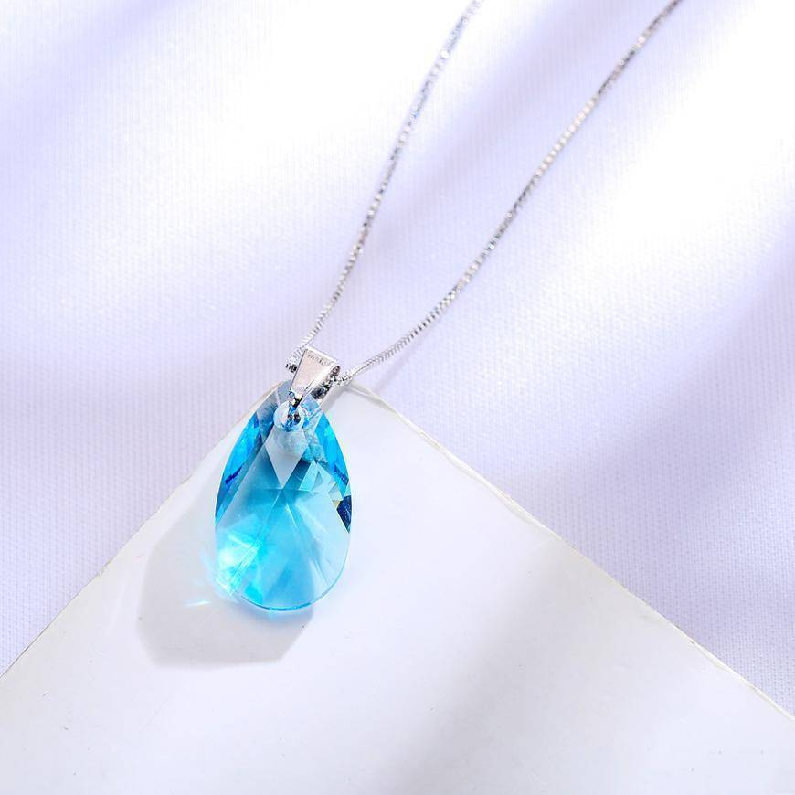 Necklaces SWAROVSKI WaterDrop Shaped Pendant Necklace