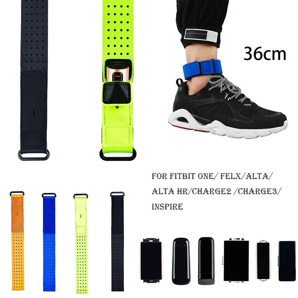 Smart Accessories 2019 NEW Watch Strap Replacement Watch Band Ankle Band For Fitbit /Charge 2 /Charge 3/Inspire/Alta Hr Length 36CM #595|Smart Accessories|