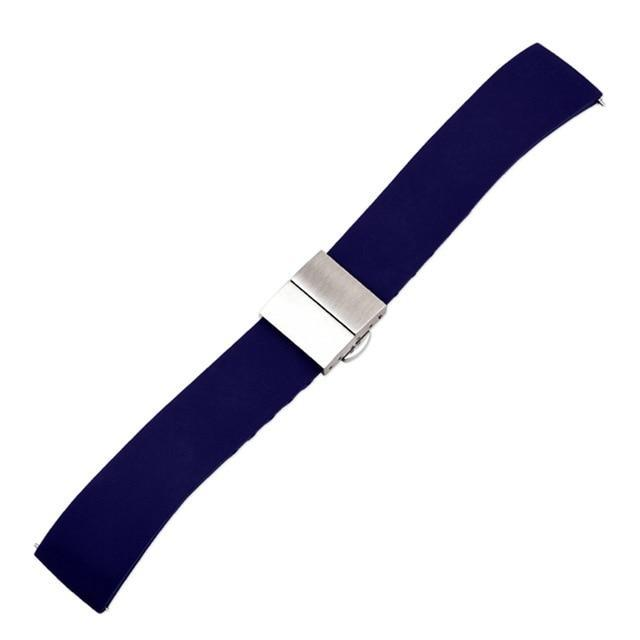 Watchbands Blue / 14mm Quick release nylon watch band pin buckled adjustable women men unisex Replacement Accessories fitness equipment pedometer|Watchbands|