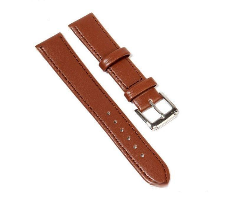 Watchbands /est / Relogio Strap Black And Coffee Genuine Leather Alligator Crocodile Grain Watch Band|Watchbands|