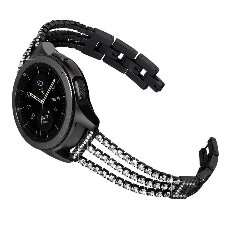 Watchbands Huawei watch gt strap for Samsung Galaxy 46mm 42mm gear S3 Frontier active S2 classic amazfit band 20mm/22mm bracelet
