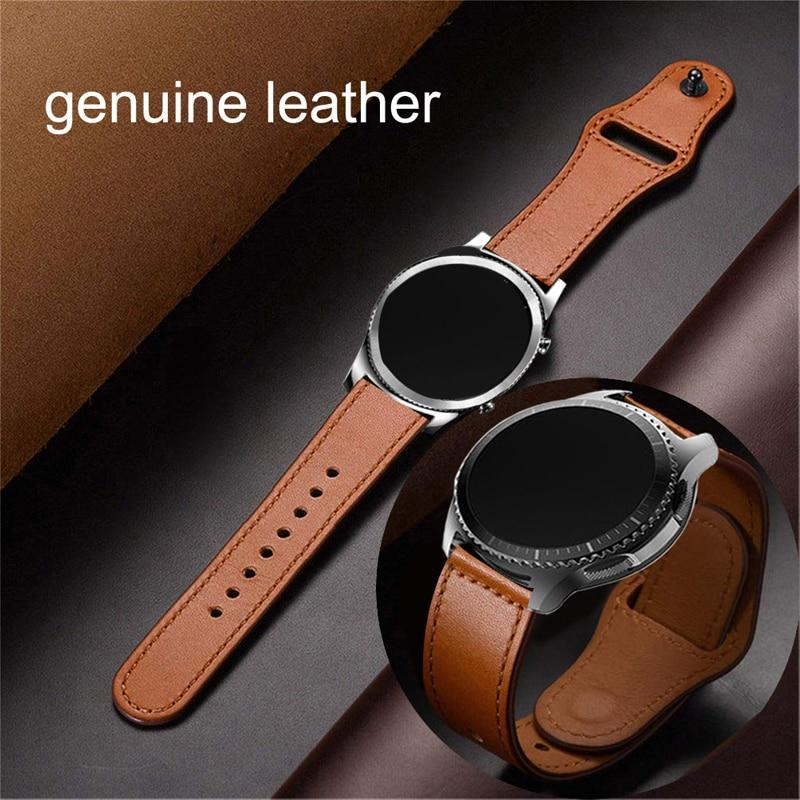 Watchbands Huawei watch gt strap for samsung galaxy watch 46mm/42mm gear S3 frontier active amazfit gts bip/GTR 47mm band 22mm/20mm belt