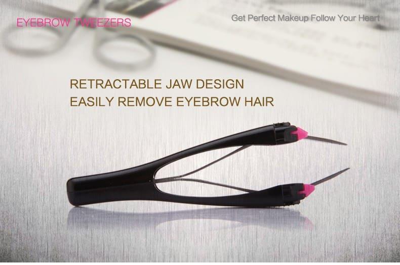 No Slip Retractable Tweezers!*- Sale