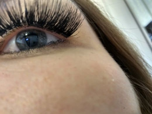 3X Fuller Magnetic Eyelashes With 3 Magnets