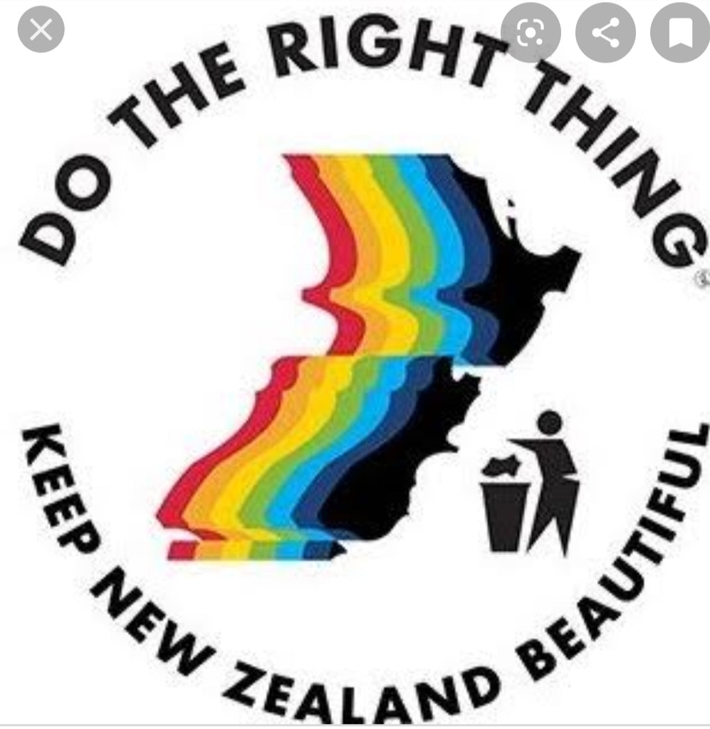 Keep New Zealand Beautiful - Environmental volunteer work