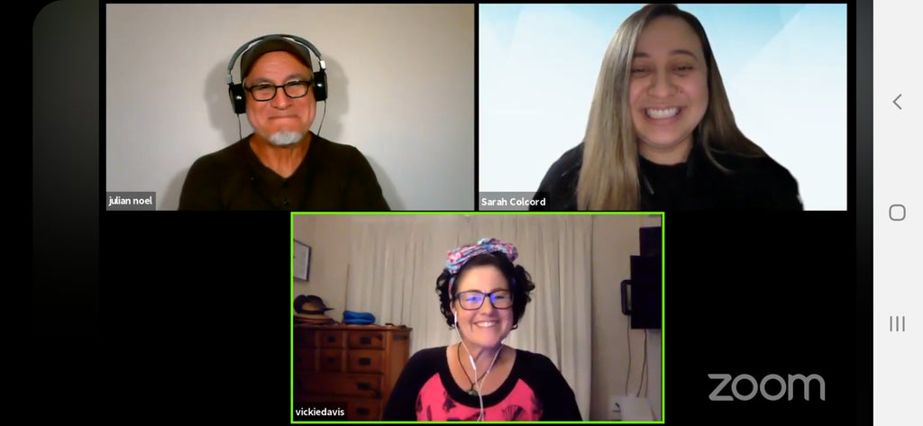 5 days ago I was interviewed by Sarah Colcord and Julian Noel - Survive, Revive and Thrive together.