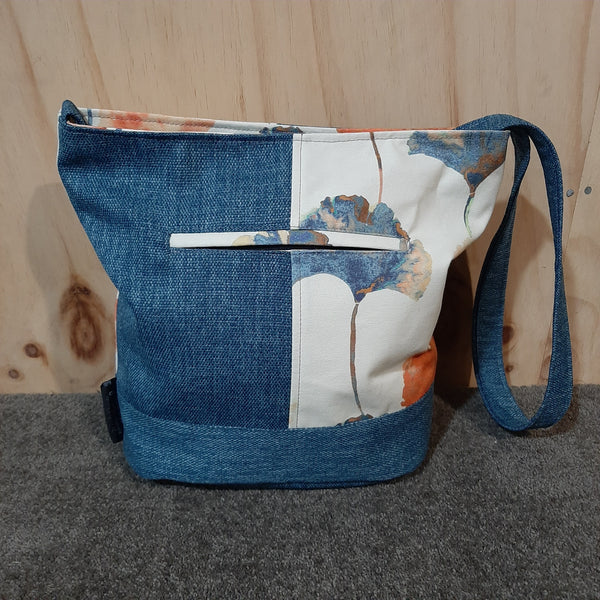 Shoulder Bag / Bucket  - One off Design #20