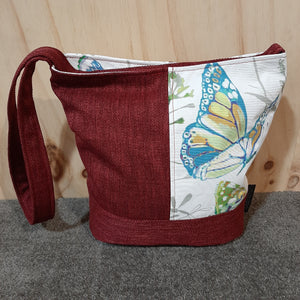 Shoulder Bag / Bucket  - One off Design #22
