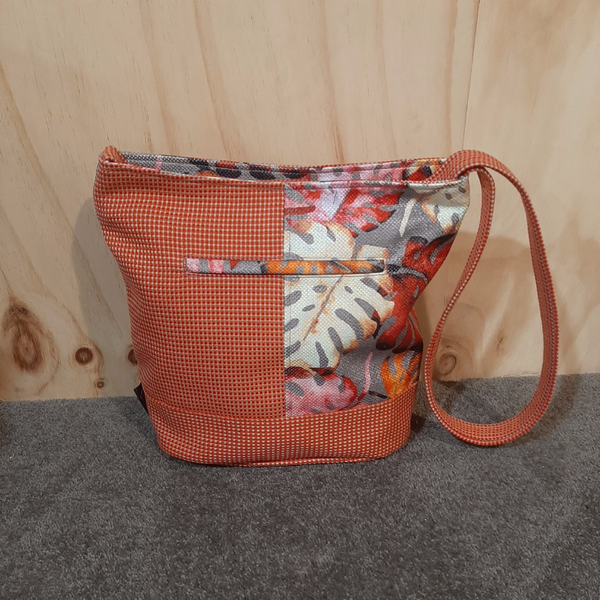Shoulder Bag / Bucket  - One off Design # 3