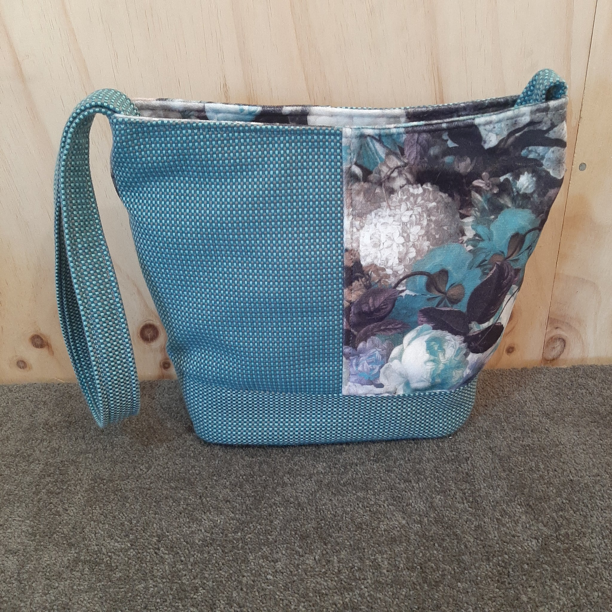 Shoulder Bag / Bucket  - One off Design #30