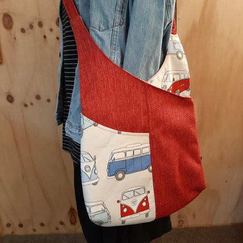 Shoulder bag  - One off Design #23