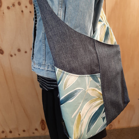 Shoulder bag  - One off Design #24
