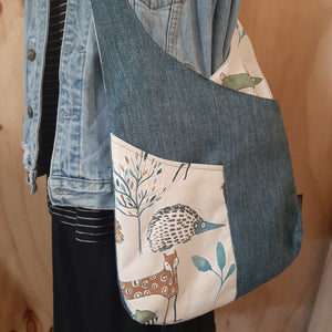 Shoulder bag  - One off Design #4