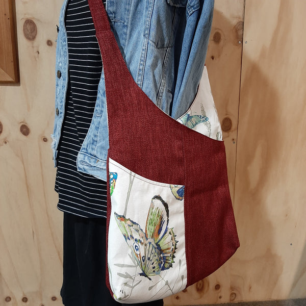 Shoulder bag  - One off Design #20