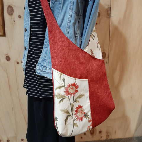 Shoulder bag  - One off Design #22