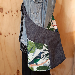Shoulder bag - Tui - Kereru - Navy