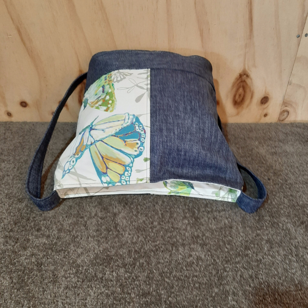 Shoulder Bag / Bucket  - One off Design # 1