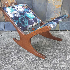 Footstool Rocker
