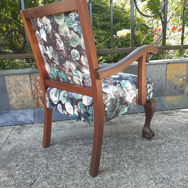 Flower Bomb Armchair