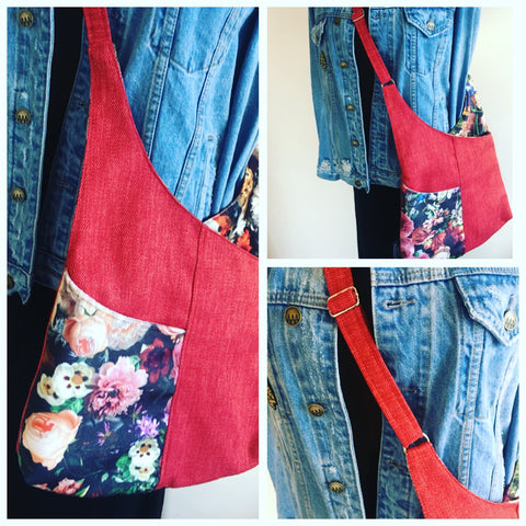 Shoulder bag  - One off Design #1