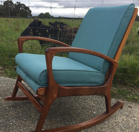 Wooden Armchair / Rocker